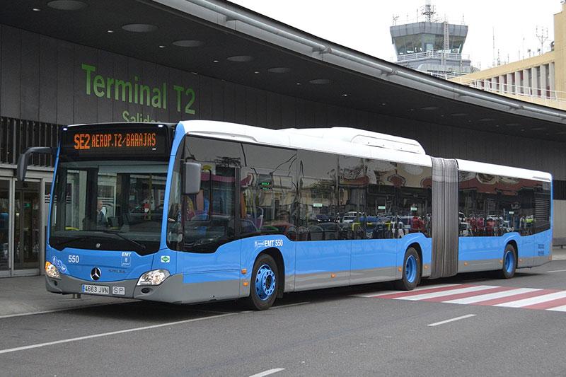 Madrid Airport Transportation