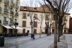 Terraza D'Fabula en Conde de Barajas