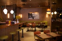 Confortable Home Burger Bar