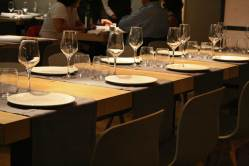 La mesa comunal de La Maruca