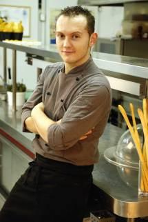 Ivan Muñoz del restaurante Chirón en Zacapa Room