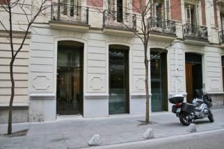 More Restaurante en el 27 de la calle Jorge Juan de Madrid