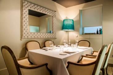 Comedor privado en More Restaurante