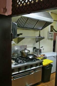 Cocina de Soy Kitchen Madrid