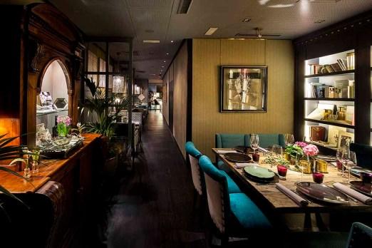 Carlos Oyarbide Restaurante & Bar Madrid