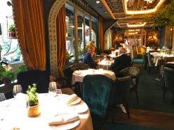 Numa Pompilio restaurante italiano en Madrid