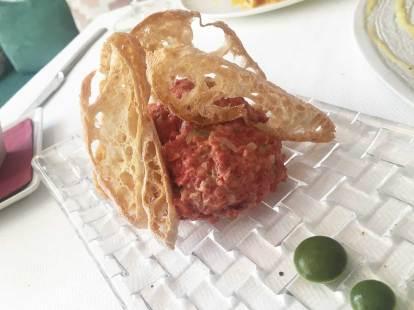 La Tirolina de Aravaca Menú diario