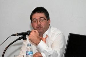 El delegado de Economía y Hacienda, Carlos Sánchez Mato.