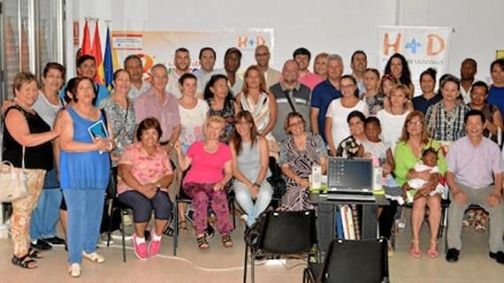 San Sebastián de los Reyes celebra el tercer aniversario del Centro de Participación e Integración de Inmigrantes