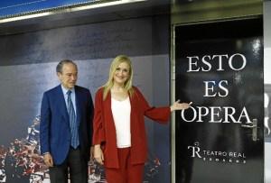 La iniciativa quiere trasladar la vitalidad cultural de Madrid a la red del suburbano.