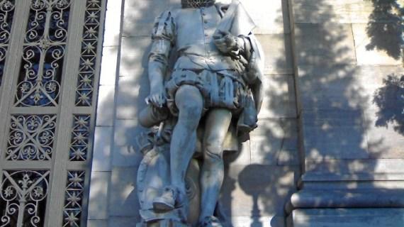Dibujos de arquitectura, Cervantes, Buero Vallejoy los beatos, protagonistas del otoño en la BNE