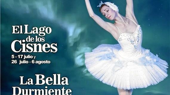 Regresa el Ballet de San Petersburgo al Teatro de la Luz Philips Gran Vía