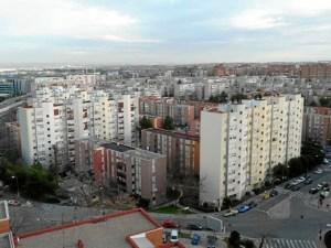 Barrio de San Lorenzo.
