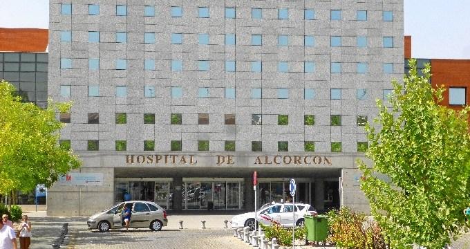 Inaugurado el Parque de Hufo, nuevo espacio para pacientes infantiles en el hospital de Alcorcón