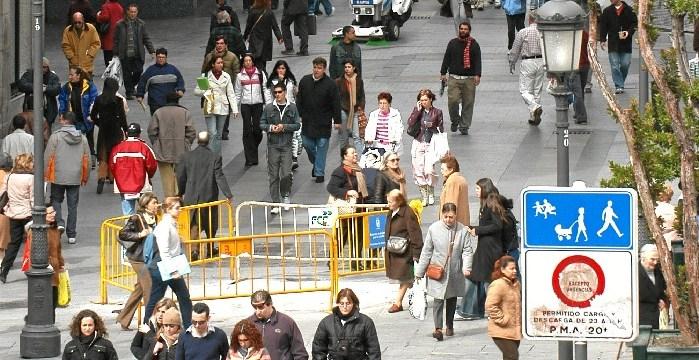 La tasa de paro se sitúa en el 13,4% en Madrid