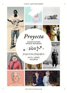 Proyecta 2017 reúne a fotógrafos consagrados de diferentes partes del mundo.