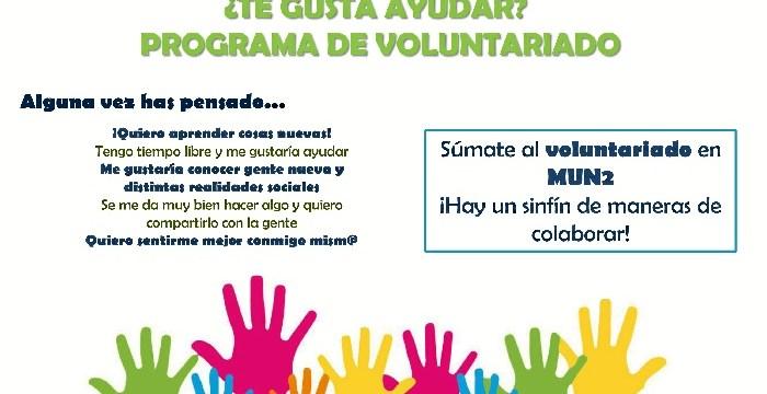 El nuevo programa de voluntariado de Valdemorillo ya está en marcha
