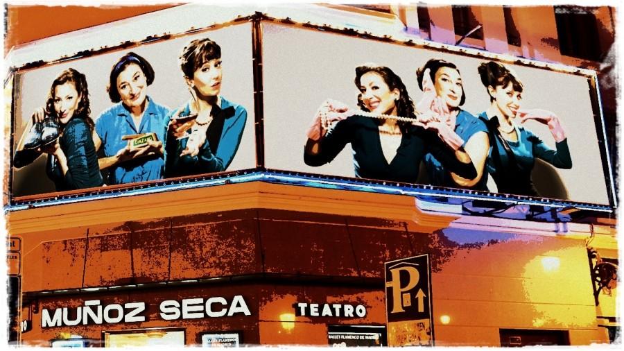 Teatro: el manual de la buena esposa madrid in site.