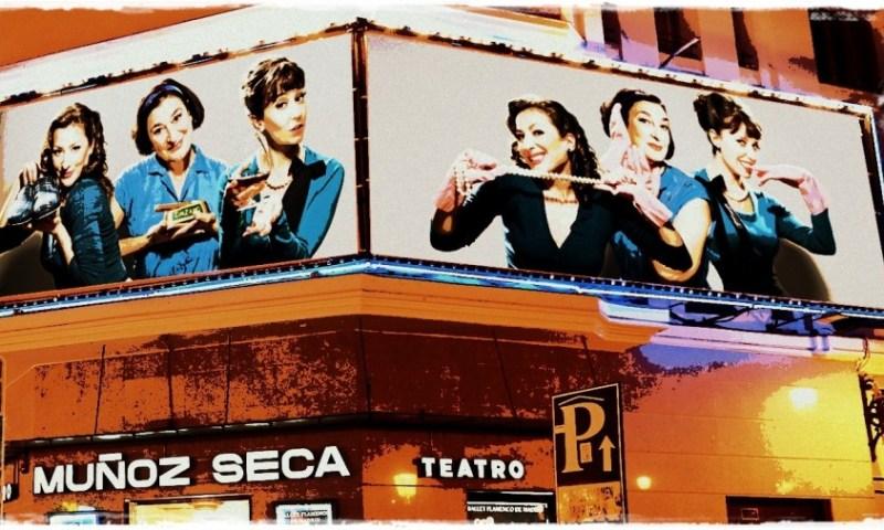 El manual de la buena esposa - Teatro Muñoz Seca