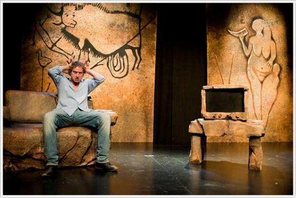 EL CAVERNICOLA en el Teatro Arlequin Gran Vía