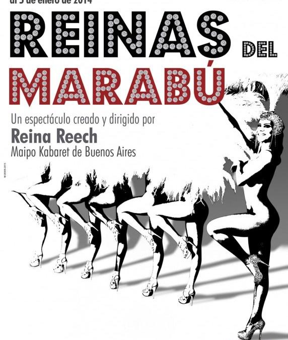 Conferencia de REINA REECH en Los Teatros del Canal