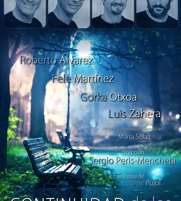 CONTINUIDAD DE LOS PARQUES, dirigida por Sergio Peris-Mencheta