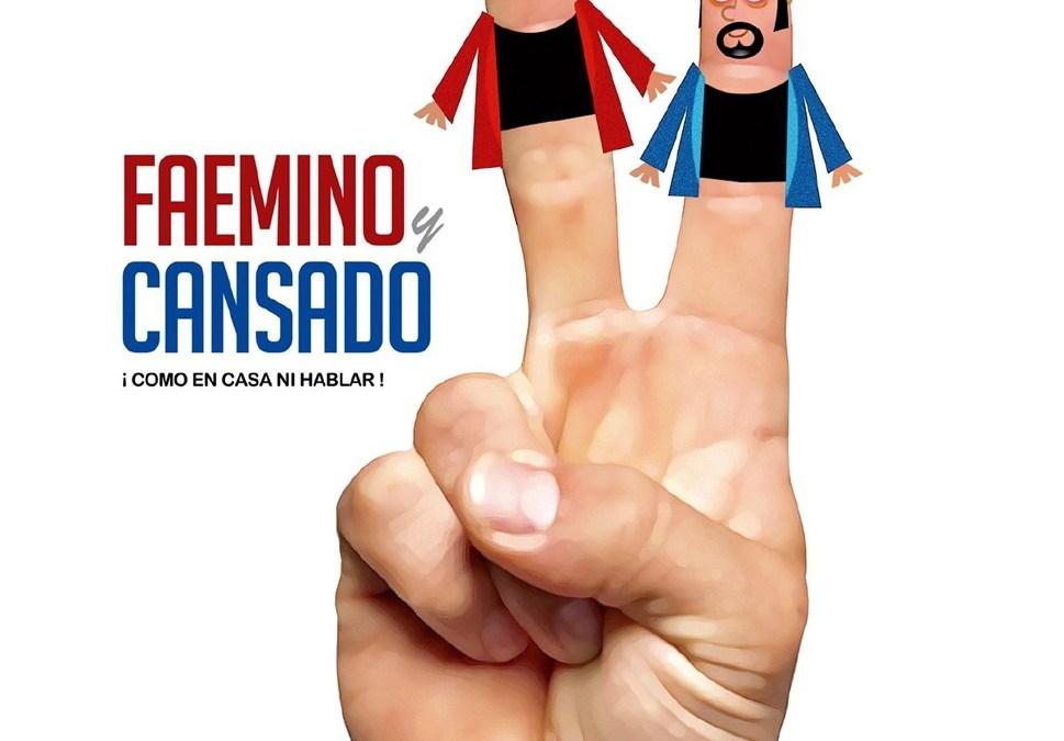 Faemino y Cansado regresan a Madrid, al Teatro Cofidis