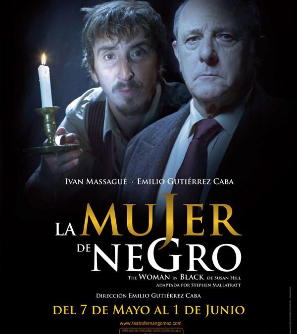 LA MUJER DE NEGRO, Emilio Gutiérrez Caba