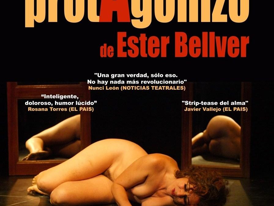 protAgonizo de Ester Bellver en la Sala Mínima