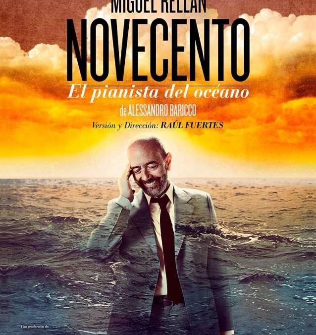 NOVECENTO.El pianista del océano en el Teatro Maravillas