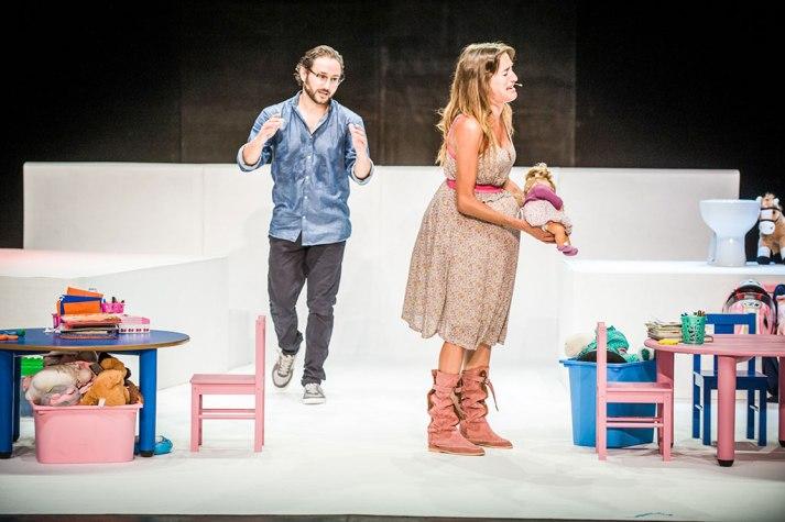La vida resuelta en los Teatros Luchana