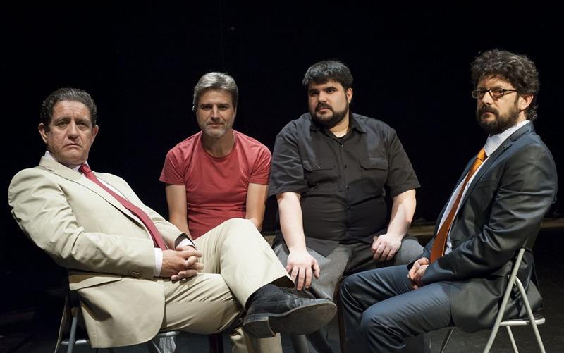 RUZ-BÁRCENAS en el Teatro del Barrio