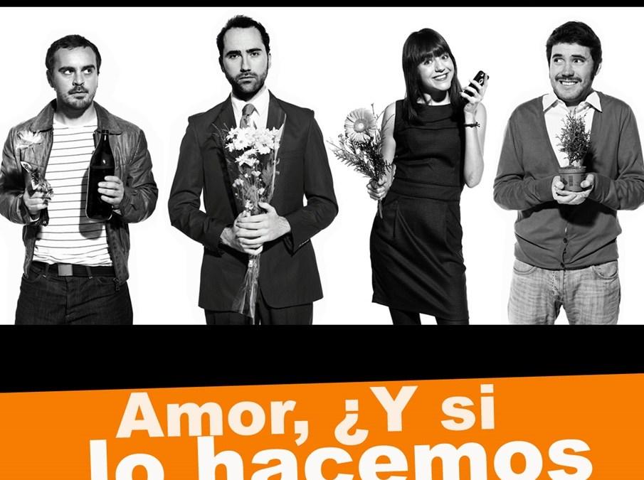 AMOR, ¿Y SI LO HACEMOS ANTES DE MORIR? en el Teatro Arlequín Gran Vía