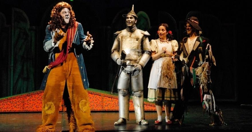 EL MAGO DE OZ en el Teatro Sanpol