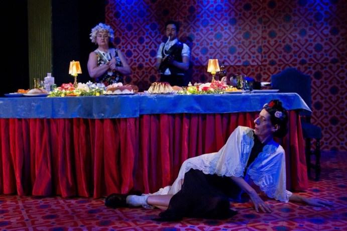 DELICIA en el Teatro Lara