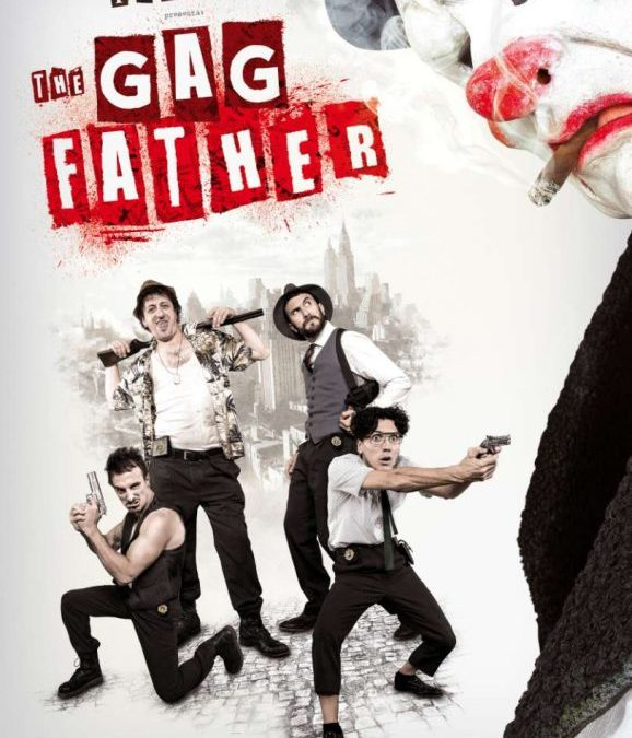 THE GAGFATHER de Yllana en el Teatro Alfil