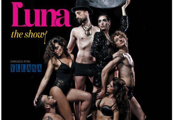 LUNA THE SHOW en el Teatro alfil