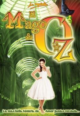 EL MAGO DE OZ, teatro Arlequín