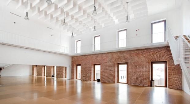 Sala de Ensayo del Teatro Conde Duque