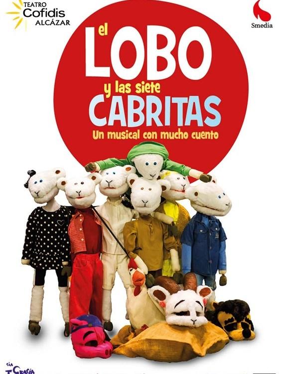 EL LOBO Y LAS 7 CABRITAS