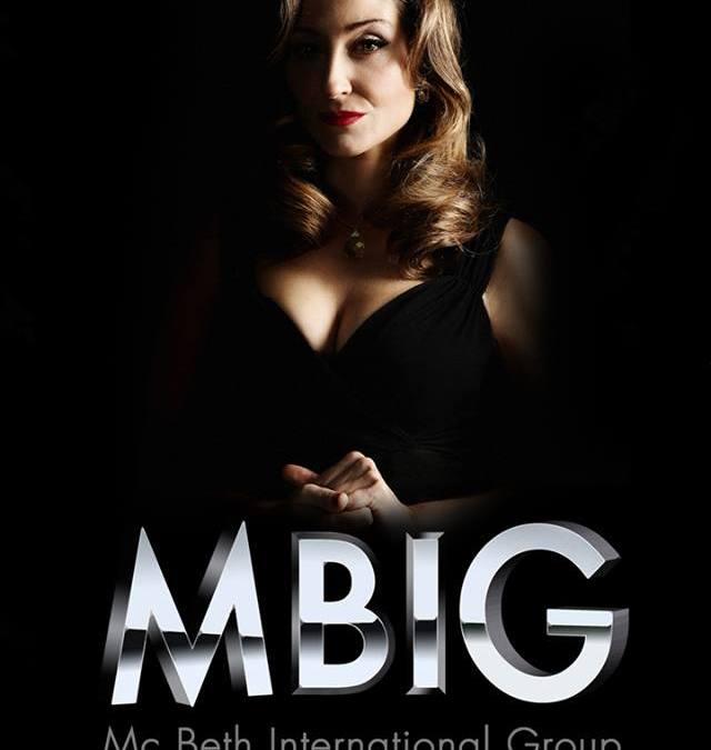 """Olga Rodriguez se incorpora  a """"MBIG"""" como Lady Macbeth"""