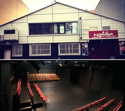 Sala Réplika Teatro