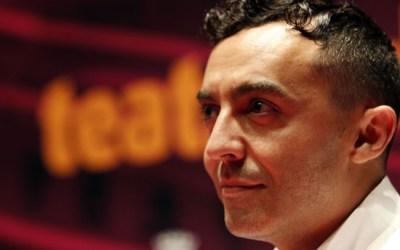 """""""mire los teatros de la patria mía…""""  Angel Ruiz"""