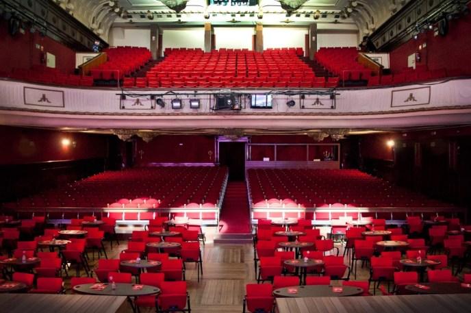 Teatro Compac Gran via
