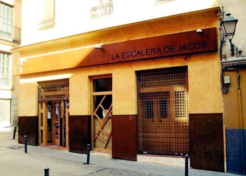 Teatro la escalera de jacob madrid es teatro for La escalera de jacob