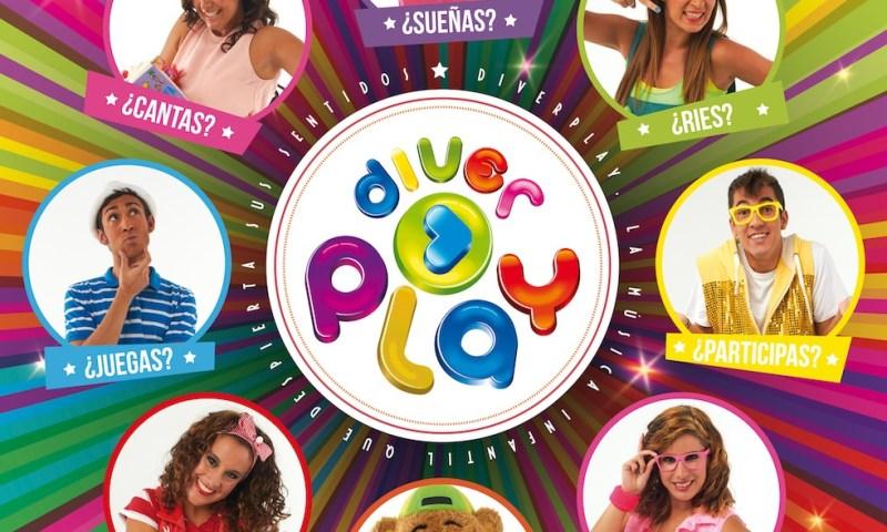 Diverplay - Hay una fiesta en tu ciudad, Teatro Cofidis Alcázar