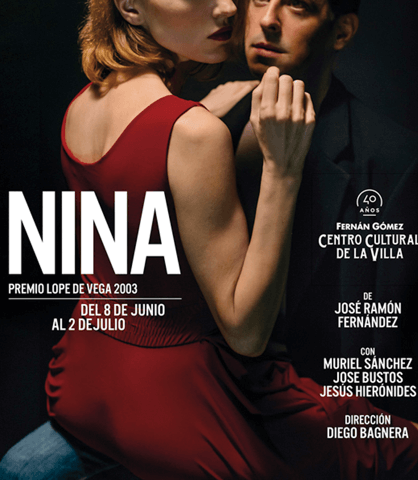 NINA en el Teatro Fernán Gómez