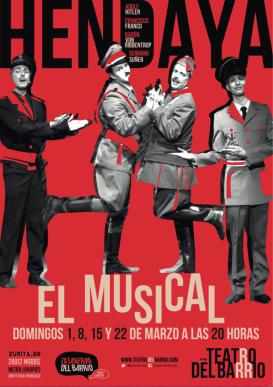 HENDAYA, EL MUSICAL