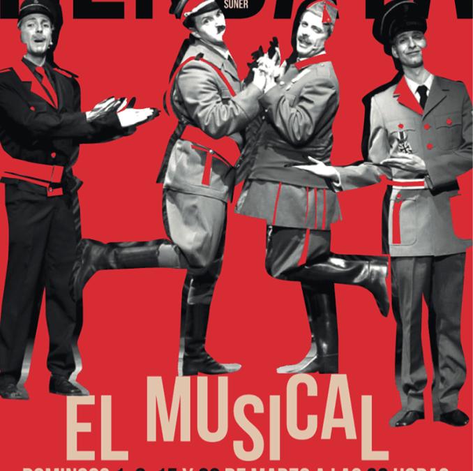HENDAYA, EL MUSICAL regresa al Teatro del Barrio