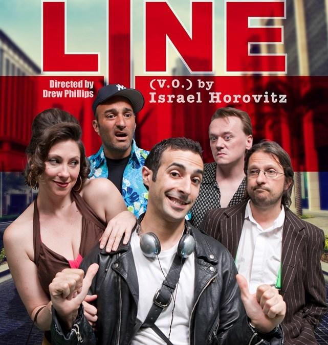 LINE (Teatro en inglés) en el Off de La Latina